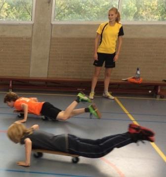 Naschoolse Activiteit Balsport